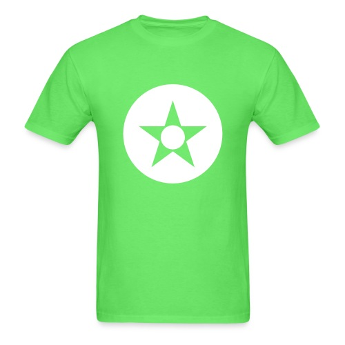 USA Symbol - Axis & Allies - Men's T-Shirt