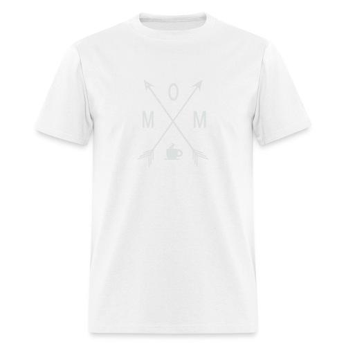 Mom Loves Coffee - Men's T-Shirt