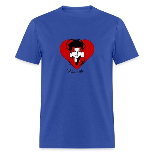 nurselife - Men's T-Shirt