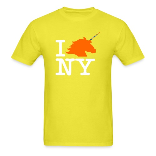 I Unicorn New York (Kristaps Porzingis) - Men's T-Shirt