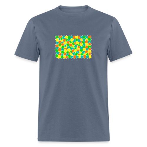 Dynamic movement - Men's T-Shirt