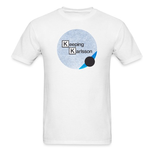 Keeping Karlsson retro - Men's T-Shirt