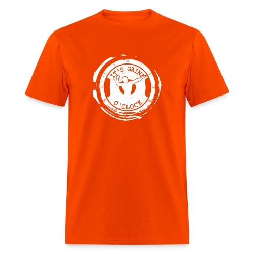 It's Gainz O'Clock - Men's T-Shirt