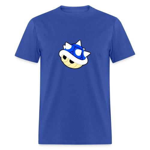Blue Shell (Woman's) - Men's T-Shirt