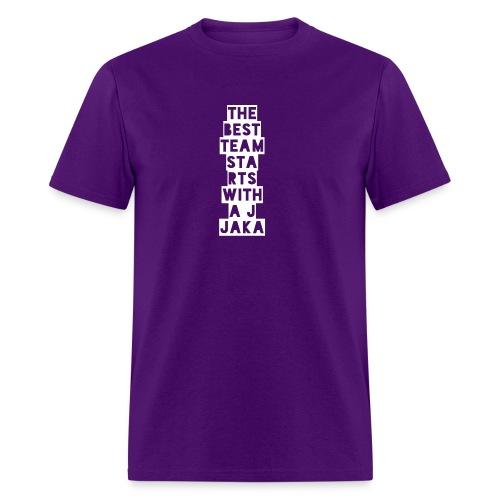 The Best Team Jaka - Men's T-Shirt