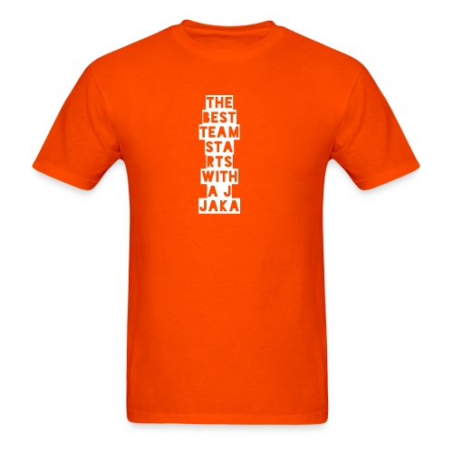 The Best Team Jaka - Men's T-Shirt