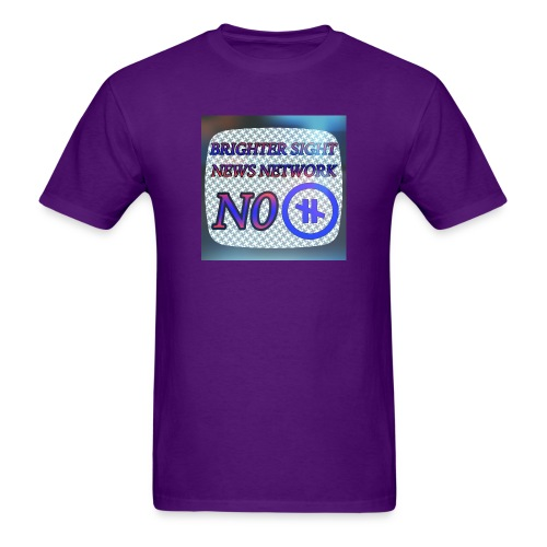 NO PAUSE - Men's T-Shirt