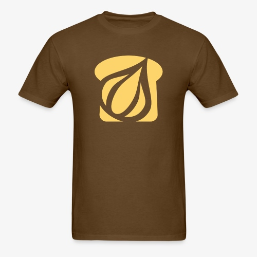 Garlic Toast - Men's T-Shirt