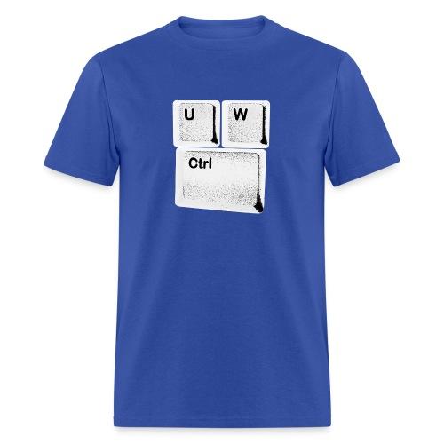 U/W Control! - Men's T-Shirt