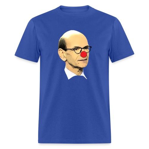 Paul Finebaum Clown Shirt - Men's T-Shirt