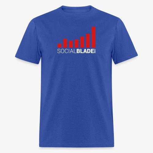 SocialBlade - Standard - Men's T-Shirt