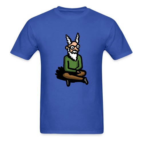 The Zen of Nimbus t-shirt / Nimbus in color - Men's T-Shirt