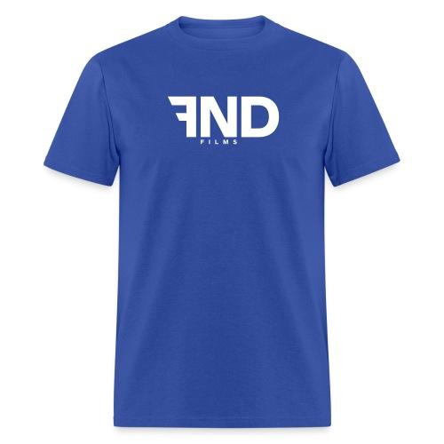 fndlogo - Men's T-Shirt
