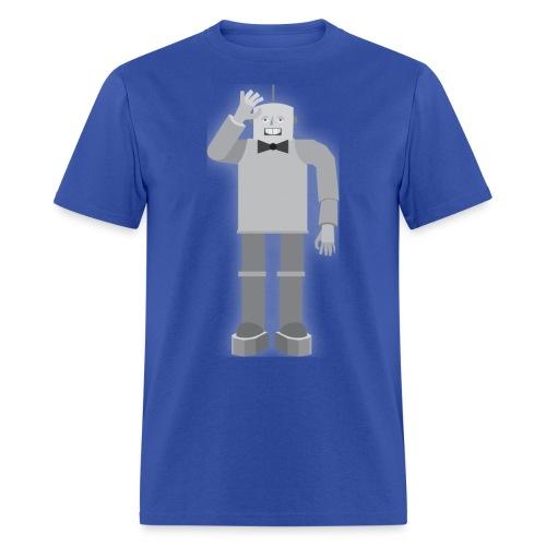 robot2013ptermclean - Men's T-Shirt