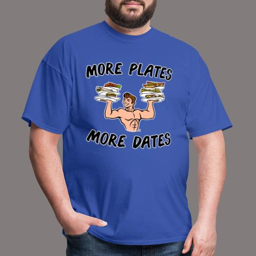 MorePlates_FINAL Spreadsh - Men's T-Shirt