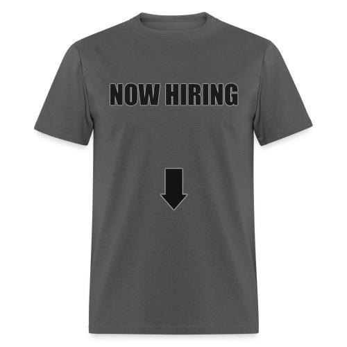 nowhiring - Men's T-Shirt