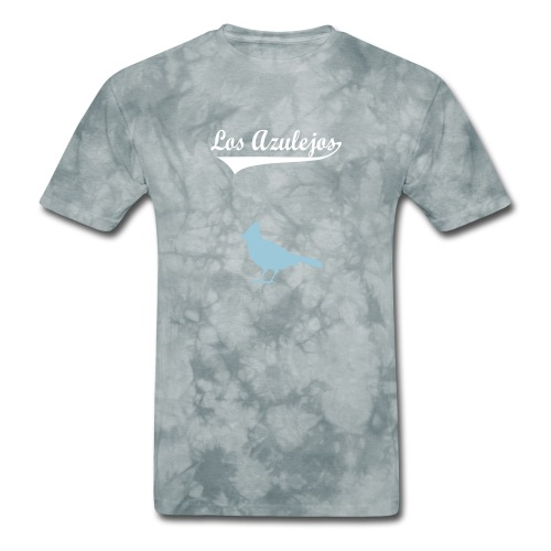 los azulejos light blue11 - Men's T-Shirt