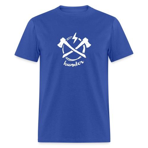 woodchipper back - Men's T-Shirt