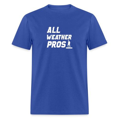 Messenger 841 All Weather Pros Logo T-shirt - Men's T-Shirt