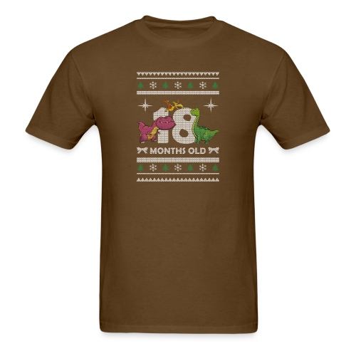 Christmas 18 months old - Men's T-Shirt