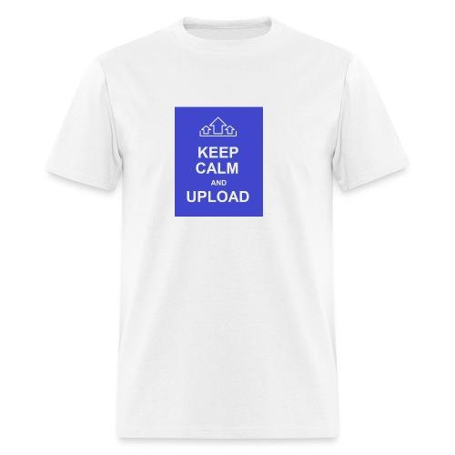 RockoWear Keep Calm - Men's T-Shirt