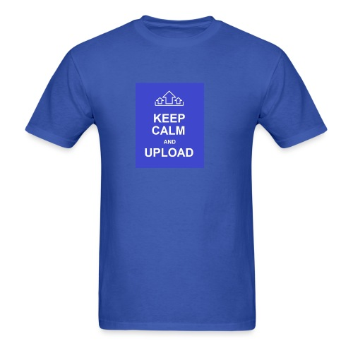 RockoWear Keep Calm - Men's T-Shirt