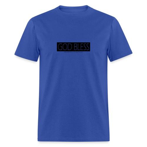 Imaqtpie - God Bless - Men's T-Shirt
