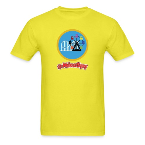 Paradise Pier Explorer Badge - Men's T-Shirt