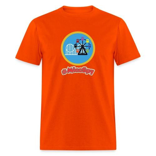 Paradise Pier Explorer Badge - Men's T-Shirt