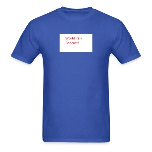 World Talk Merch - Men's T-Shirt