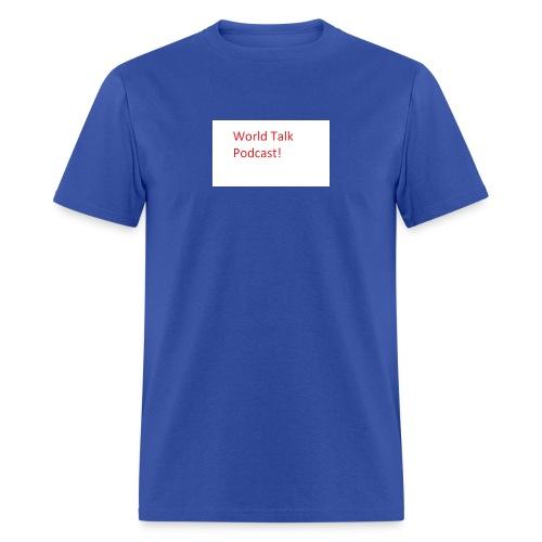 World Talk Merch - Men's T-Shirt