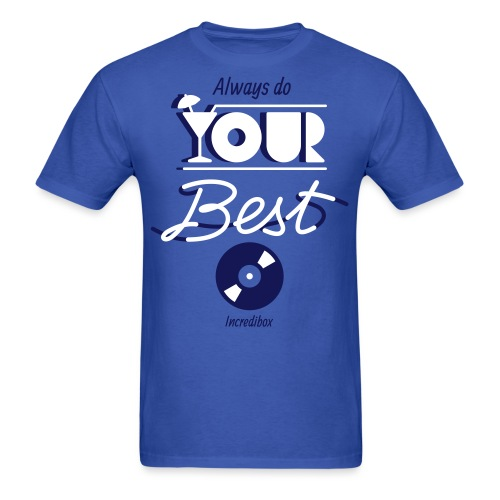 visu-doyourbest - Men's T-Shirt