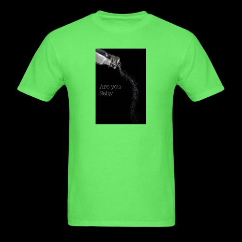 E1EC8123 AF44 4433 A6FE 5DD8FBC5CCFE Are you Salty - Men's T-Shirt