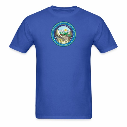 Nevada State RP - Seal - Men's T-Shirt
