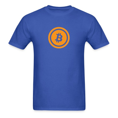 bitcoin 2136339 960 720 - Men's T-Shirt