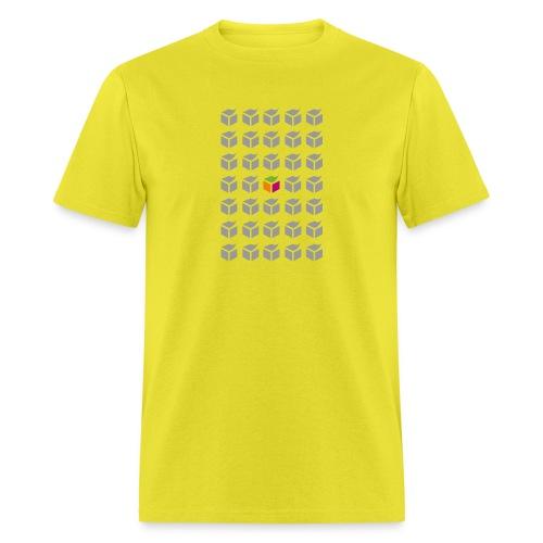 grid semantic web - Men's T-Shirt