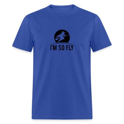 Happy Halloween - I'm so fly - Men's T-Shirt