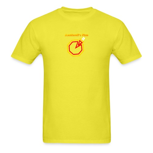Machiavelli's Pizza - Men's T-Shirt