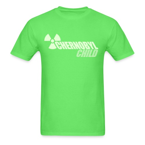 Chernobyl Child - Men's T-Shirt
