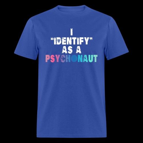Identify Psychonaut - Men's T-Shirt