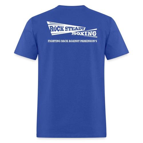 I Am Rock Steady T shirt - Men's T-Shirt