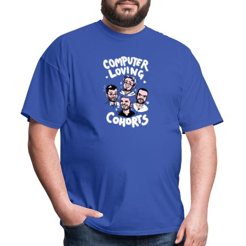 Computer Loving Cohorts - Men's T-Shirt