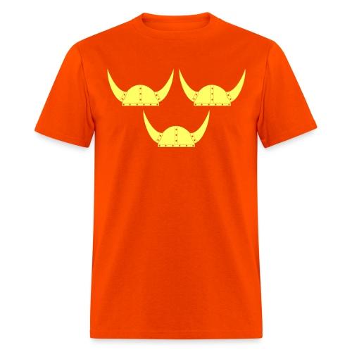 Tre Hjälmar Double-Sided T-Shirt - Men's T-Shirt