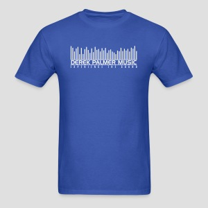 Soundwave Logo 01 [Black] - Men's T-Shirt