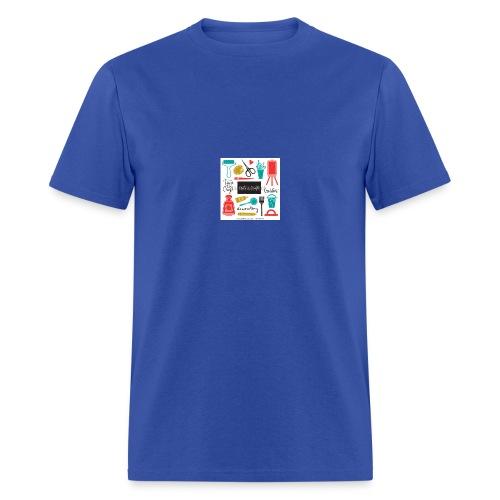 pink noodle - Men's T-Shirt