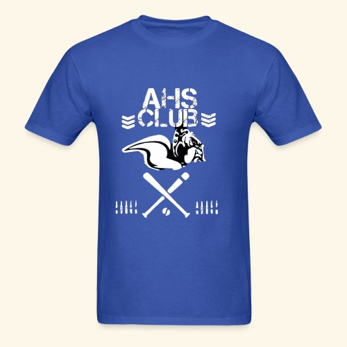 AHS CLUB T shirt - Men's T-Shirt
