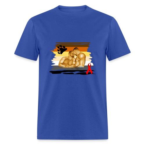 Two Bears - Men's T-Shirt