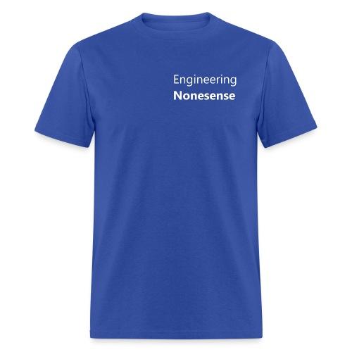 Engineering Nonsense Lite - Men's T-Shirt