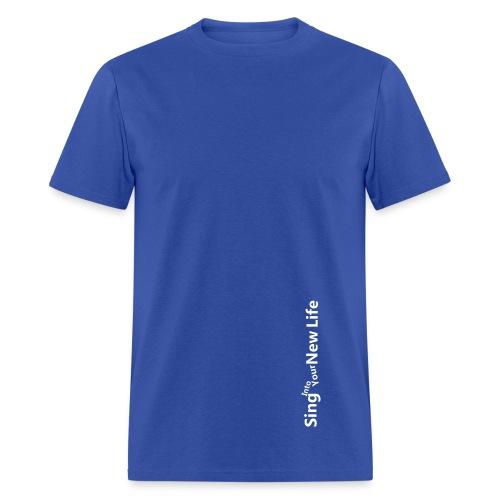 Sing Sharp - Men's T-Shirt