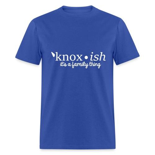 Knox-ish It's a Family Thing - Men's T-Shirt